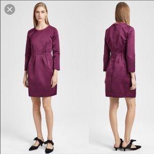 Theory Luxe Mini Dress NWT